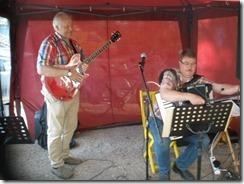 Mats-Ingvars underhöll med musik och allsång
