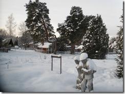 Statyerna på Holen