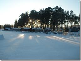 Vinter i Olsnäs -bubbelbad 010